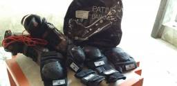 Patins Oxer Inline calça 39/40