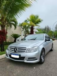 Título do anúncio: Mercedes Benz C180 2012