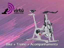 Título do anúncio: Aluguel e treinos de Bike de Spinning