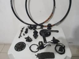 Vendo peças de Bike aro 29