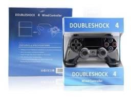 Controle Playstation 4 com Fio  Ps4 original DoubleShock ultimas unidades.