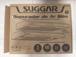 Título do anúncio: Depurador Suggar Slim Branco bivolt NOVO