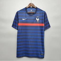 Camisa Nike Seleção Francesa (Tamanho G)