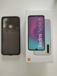 Vendo celular Xiaomi Redmi note 128gb preto