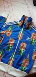 jaqueta adidas farm original. NOVA