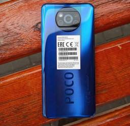 Xiaomi POCO X3 NFC 128gb - Loja Física - Entrega Imediata