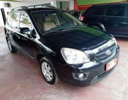 Kia Motors Carens EX 2.0 Preto