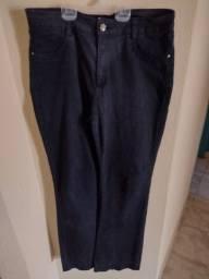 Título do anúncio: Calça jeans preta Tam 46