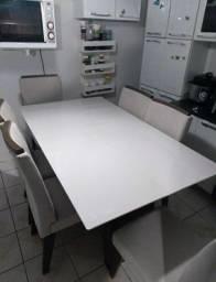 Mesa de Jantar 6 Cadeiras barato