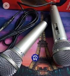 Título do anúncio: microfone MaxMidia - (Faço Entrega).