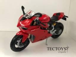 Miniatura Ducati Panigale 1199 - 1/12 - Maisto