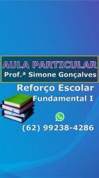 Professora Particular Ensino Fundamental I