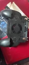 gatilhos com ventilaçao e controle bluetooth ipega 130 nós dois