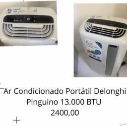 Título do anúncio: Ar condicionado delonghi pinguino