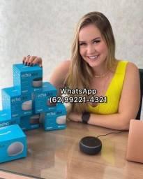 Alexa Echo Dot Em Promoção