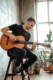 Aprenda violão na sua casa