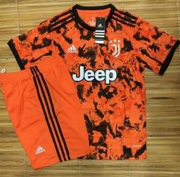 Conjunto de time da Juventus