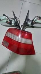 Retrovisor golf sapao,lanterna bicolor *