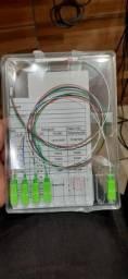 Splitter Óptico 1X4