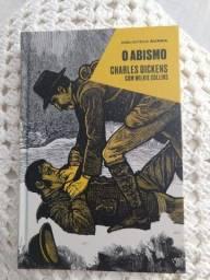 Título do anúncio: Livro O Abismo _ Capa Dura