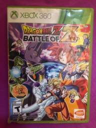 Jogo Dragon Ball z battle of Original