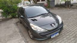 Título do anúncio: Vendo Peugeot 207 1.4 XR-2011 completo 3º dono