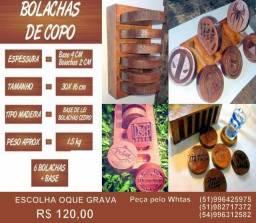 Bolacha de Copo