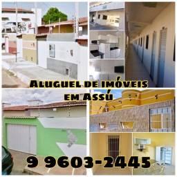 ALUGUEL DE IMÓVEIS EM ASSÚ/RN