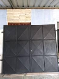 Portão de chapa R$ 1.300
