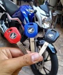 Chave virgem modelo Hornet,CB 1000,Transalp