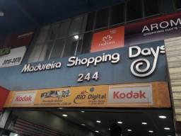 Título do anúncio: Madureira Shopping Days ótima sala comercial 30m² localização privilegiada