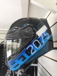 Capacete Esportivo  Moto Fechado Barato Sky