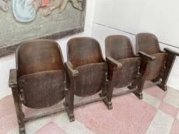 Cadeira de cinema R$ 600,00