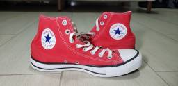All Star Vermelho