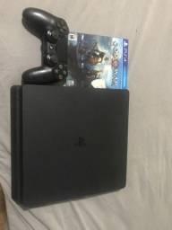 Título do anúncio: PlayStation 4  na caixa