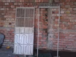 Título do anúncio: Portas e janelas de ferro