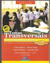 Título do anúncio: vdo419 temas transversais escolar matemática e temas transversais
