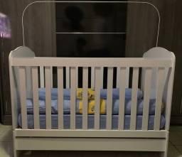 Título do anúncio: Berço cama completo c/ colchão R$300,00 preço único .