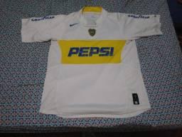 Camisa 2 Boca Juniors 2004 - 2005 tam M raridade!!!