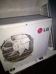 Título do anúncio: Ar condicionado LG 9000 BTUs