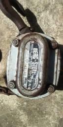 Talha manual Berg Steel + Chave inglesa 62/18
