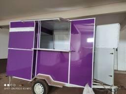 Título do anúncio: Food truck trailer