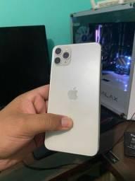 iPhone 11 Pro max 64gb 91% saúde da bateria