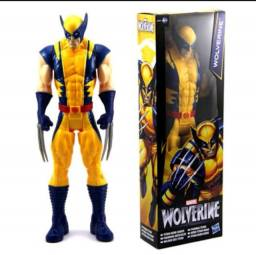 Boneco X-Men Wolverine/ Logan