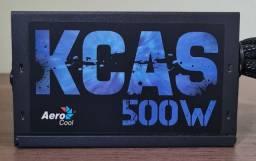Título do anúncio: Fonte de alimentação Aero Cool 500w