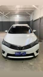 Corolla XEI 2.0 AUTOMÁTICO COMPLETO 2016