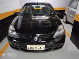 Renault Clio Campus Hatch 2010 Único dono