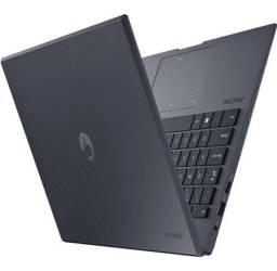 Promoçao Notebook Positivo Motion Q432B Intel Atom 4GB 32GB Ssd 64GB W10 Azul escuro