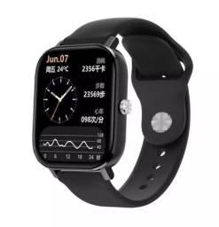 Relógio Smartwatch Dt36 Original Bluetooth Saúde