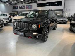 Jeep Renegade 4x4 Diesel trailhawk AT 2016 Impecável